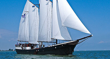 Klipper | Tjalk | IJselmeer | Waddenzee