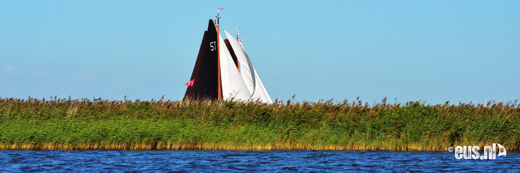 Dagtocht zeilen Friese meren