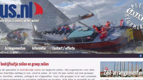 Nieuwe website eus.nl