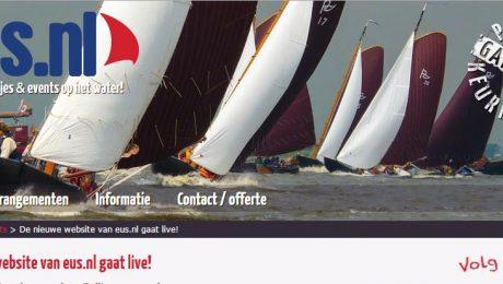 nieuwe eus.nl live!