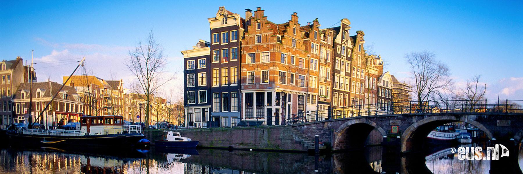 Rondvaart Amsterdam zeiluitje Eus