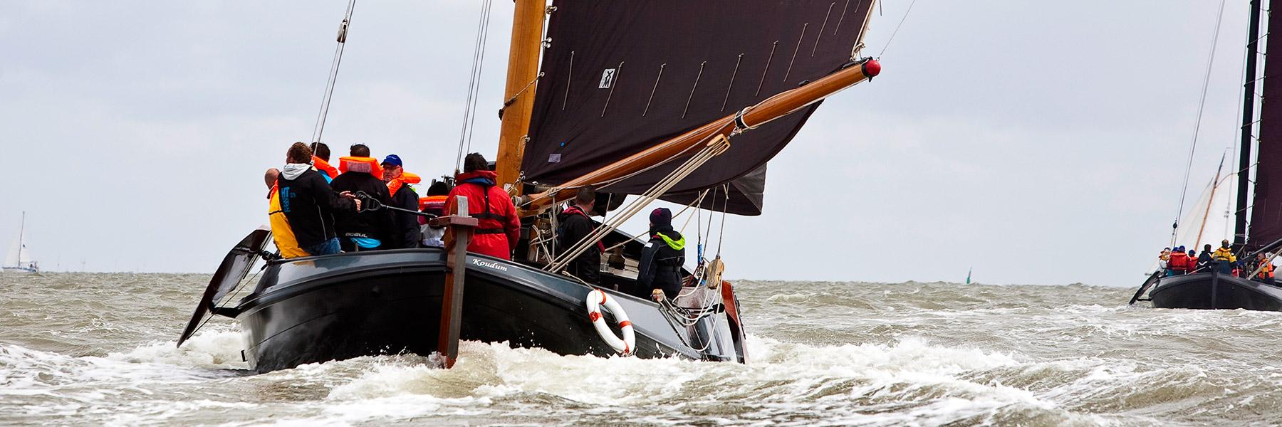 lemsteraak-zeilen-IJsselmeer-Waddenzee